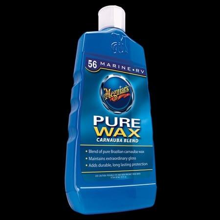 Meguiars pure wax