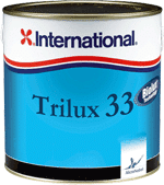Trilux 33 alloy antifoul